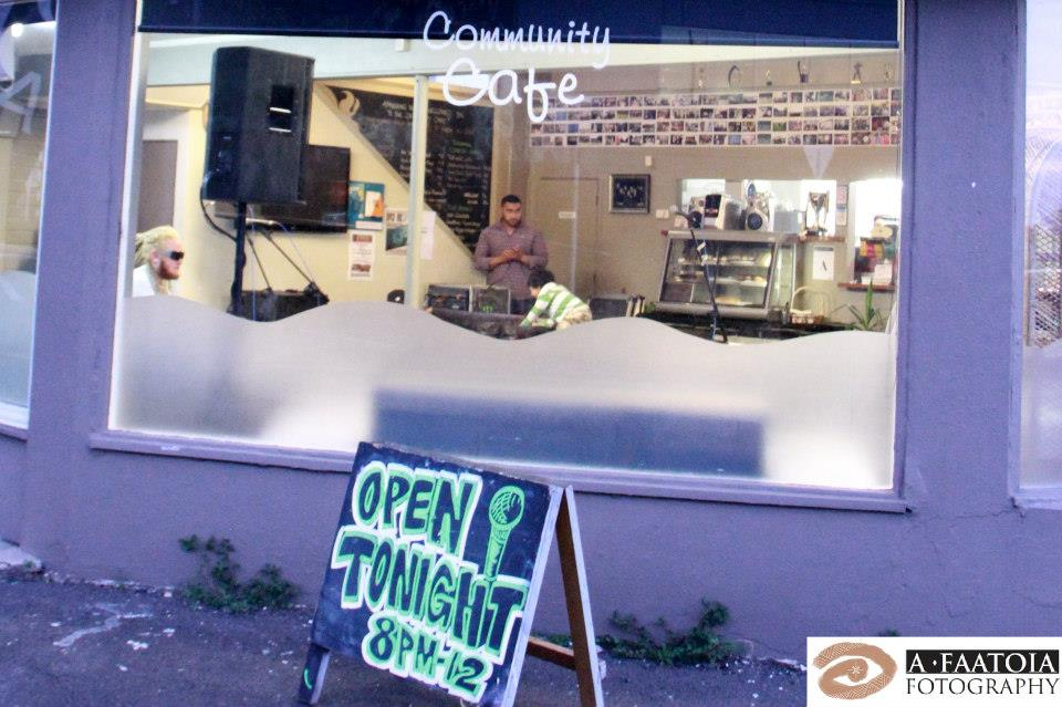 Cafe Open Mic